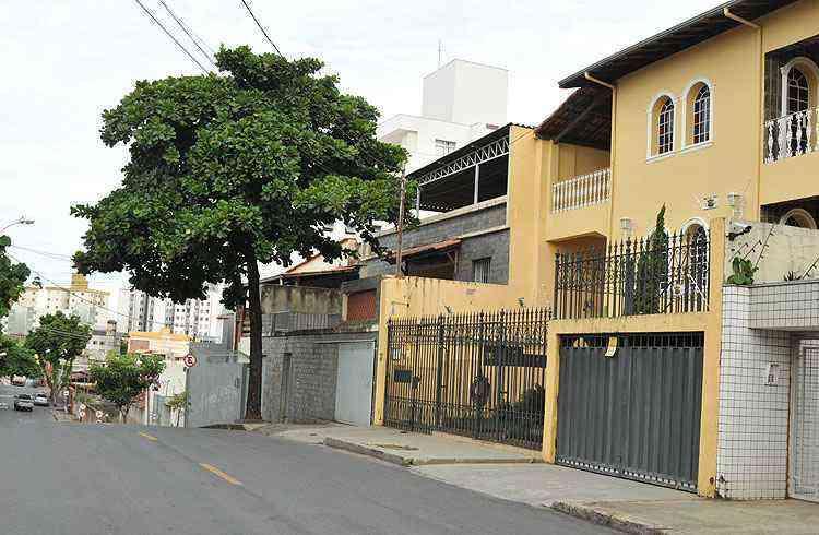 Padre Eustáquio é habitado desde o início do século 20. Localização é privilegiada - Ramon Lisboa/EM/D.A Press