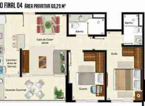 Apartamento, 2 Quartos, 1 Vaga, 1 Suite em Rua 19, Norte, Águas Claras, DF valor de R$ 399.000,00 no Lugar Certo
