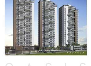Apartamento, 3 Quartos, 3 Vagas, 3 Suites em Avenida Parque, Norte, Águas Claras, DF valor de R$ 98.000,00 no Lugar Certo