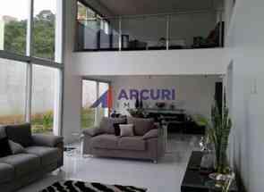 Casa, 4 Quartos, 8 Vagas, 3 Suites em Bosque do Jambreiro, Nova Lima, MG valor de R$ 3.950.000,00 no Lugar Certo