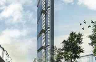 Proposta apresentada pelo Estúdio Arquitetura e Planejamento, que participou do concurso