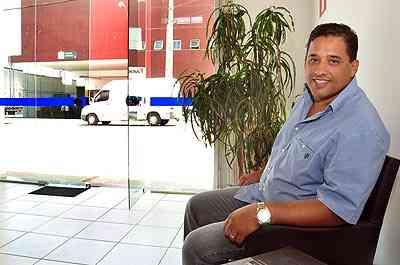 O potencial de desenvolvimento comercial é confirmado pelo corretor Adriano Nogueira, que atua na região - Eduardo de Almeida/RA Studio