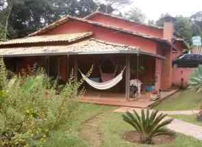 Sítio, 4 Quartos, 2 Suites em Alameda das Macaúbas, Zona Rural, Caeté, MG valor de R$ 680.000,00 no Lugar Certo