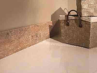 Peças de porcelanato ganham cada vez mais destaque na decoração dos ambientes e atraem a atenção dos designers - Divulgação Portobello