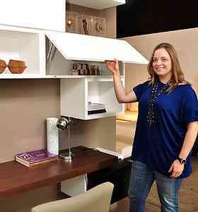 Além de residências, o recurso também pode ser usado em ambientes comerciais, pontua a arquiteta Renata Basques - Eduardo Almeida/RA Studio