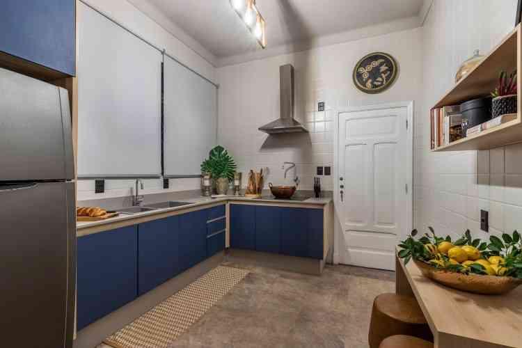 Cozinha: Junior Barros - Ivan Araújo/Fotografia de Arquitetura/Divulgação