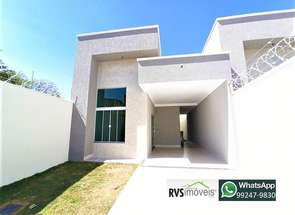 Casa, 3 Quartos, 3 Vagas, 1 Suite em Rua Mossoró, Jardim Luz, Aparecida de Goiânia, GO valor de R$ 350.000,00 no Lugar Certo