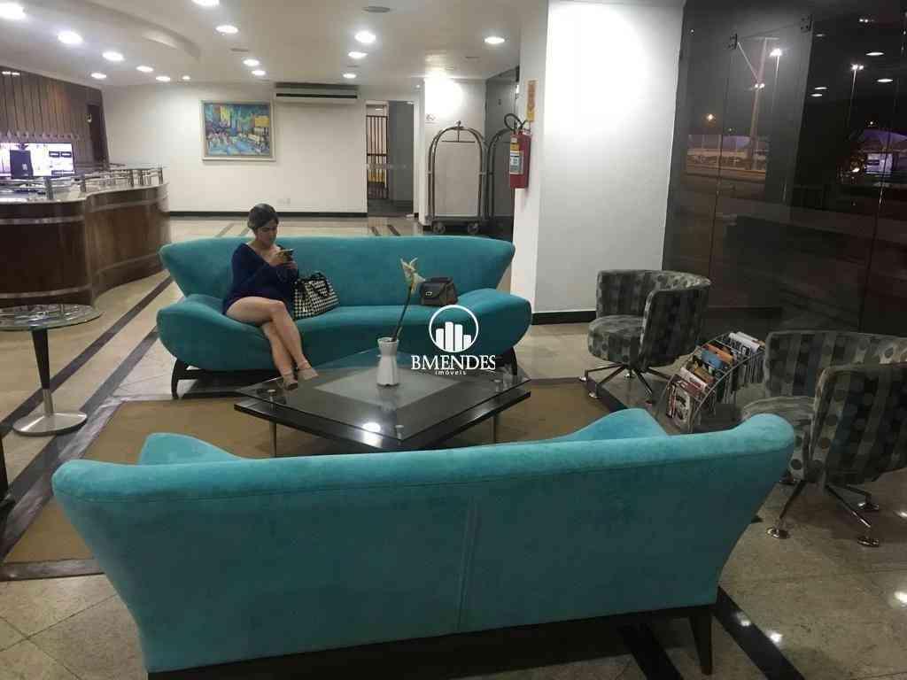 apart hotel com 1 quarto à venda no bairro renascença 2, 52m