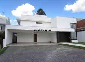 Casa em Condomínio, 5 Quartos, 4 Vagas, 5 Suites em Jardins Milão, Goiânia, GO valor de R$ 2.800.000,00 no Lugar Certo