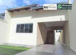Casa, 3 Quartos, 3 Vagas, 1 Suite em Avenida Odorico Nery, Vila Maria, Aparecida de Goiânia, GO valor de R$ 215.000,00 no Lugar Certo