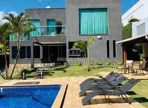Casa em Condomínio, 6 Quartos, 10 Vagas, 5 Suites em Rua 24, Condomínio Aldeias do Lago, Esmeraldas, MG valor de R$ 1.750.000,00 no Lugar Certo