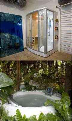 Sala de Ginástica e Jardim das Boas-Vindas - Heaven Spas/Divulgação