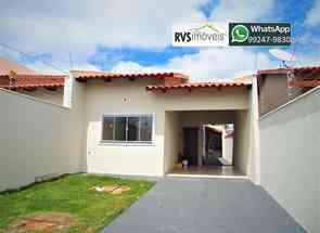 Casa, 2 Quartos, 4 Vagas, 1 Suite em Avenida Adalberto Ferreira, Setor Santo André, Aparecida de Goiânia, GO valor de R$ 180.000,00 no Lugar Certo
