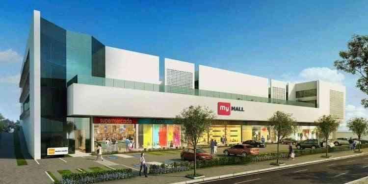 A My Mall já tem nove empreendimentos e está desenvolvendo outros seis novos projetos na capital e na Grande BH - My Mall/Divulgação