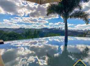 Casa em Condomínio, 4 Quartos, 7 Vagas, 4 Suites em Rua Mares de Montanhas, Vale dos Cristais, Nova Lima, MG valor de R$ 5.600.000,00 no Lugar Certo