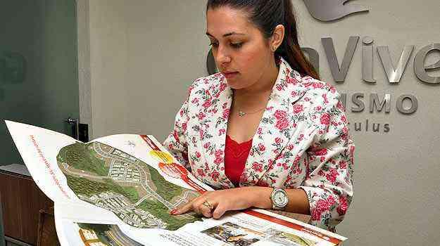 Os produtos da região metropolitana têm sido muito bem aceitos pelos clientes e investidores - Grazielle Quirino, coordenadora de marketing da Gran Viver - Eduardo de Almeida/RA Studio