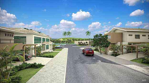 Reserva dos Lagos, da Casa Amarela Imóveis, lançado em Sete Lagoas - Casa Amarela Imóveis/Divulgação