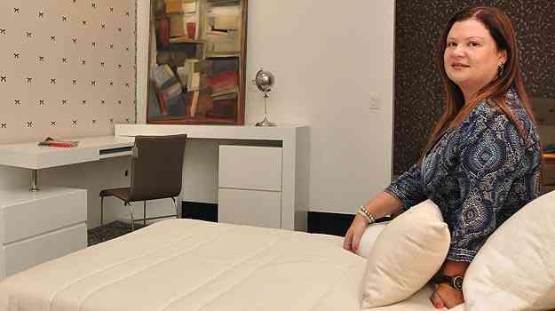 A designer de interiores Klazina Norden diz que financiamento direcionado para compra de material ajuda alguns consumidores em obras de reforma e decoração - Eduardo Almeida/RA Studio