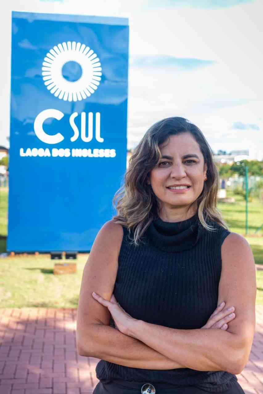 Denise Hora, gerente comercial da Csul - João Dias/Divulgação