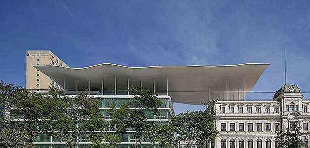 O MAR, Museu de Arte do Rio, foi selecionado por um juri de 200 profissionais como um dos melhores museus de 2013 - Architizer A  Awards/Divulgação