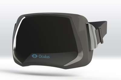 Oculus Rift/Reprodução/Internet