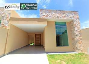 Casa, 3 Quartos, 3 Vagas, 3 Suites em Rua Igarapé, Jardim Monte Serrat, Aparecida de Goiânia, GO valor de R$ 450.000,00 no Lugar Certo