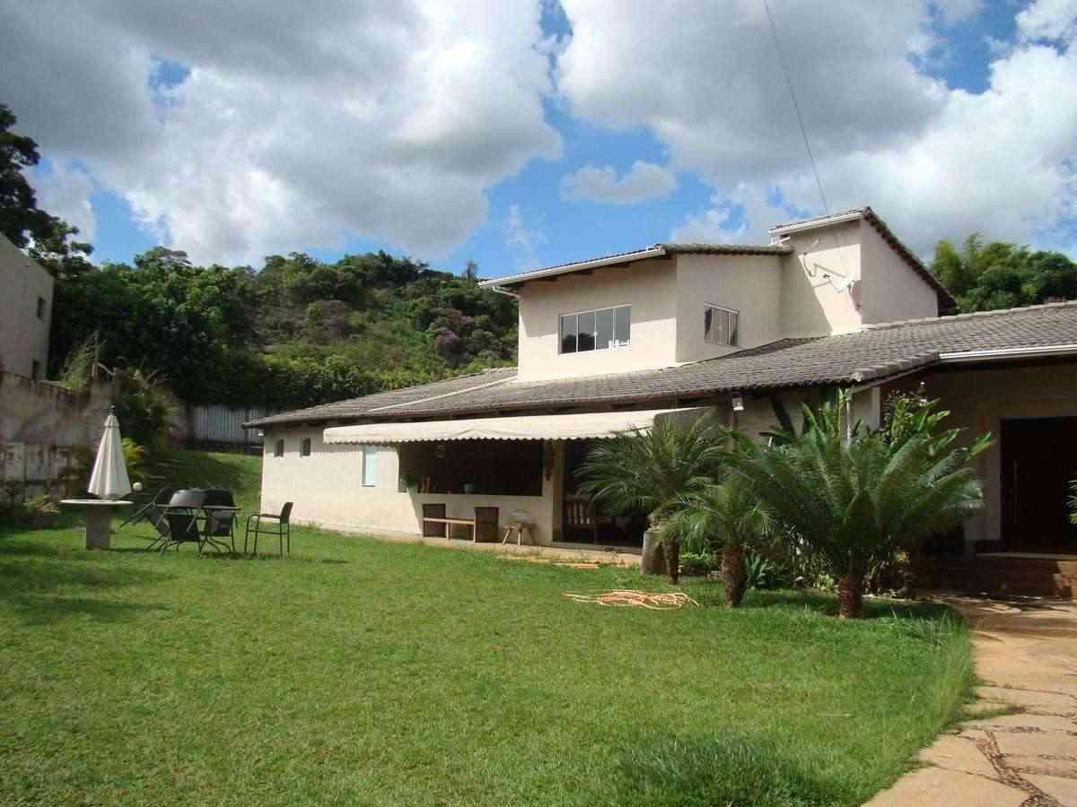 casa com 4 quartos à venda no bairro lago norte, 430m