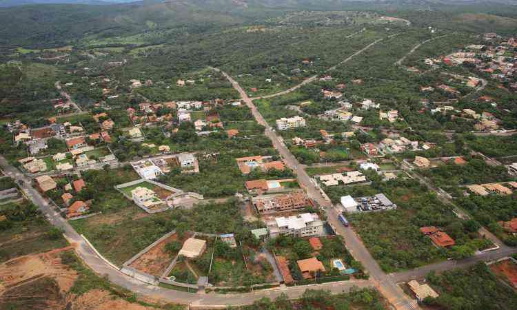 175 lotes têm área a partir de 1.000 metros quadrados (m²) e custam em média R$ 150 mil - Grupo EPO/Divulgação