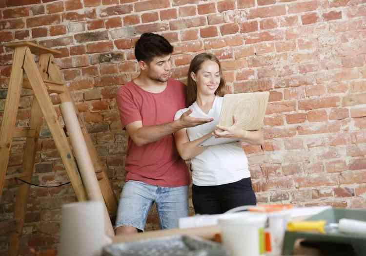 Como decorar apartamento alugado - Freepik