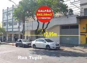 Galpão, 9 Vagas em Rua dos Tupis, Barro Preto, Belo Horizonte, MG valor de R$ 3.850.000,00 no Lugar Certo