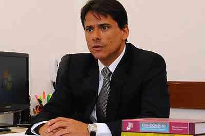 O advogado Alexandre Rennó alerta sobre a importância de se respeitar a legislação vigente, envolvendo todos os atores do negócio  - Euler Júnior/EM/D.A Press