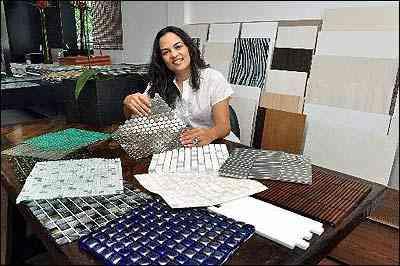 A consultora Adilma Quaresma gosta de dizer aos clientes que o acabamento é a