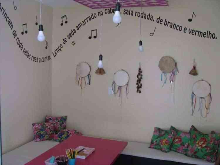 Revitalizada, a sala de alfabetização faz um novo convite ao saber - Joana Gontijo/EM/D.A Press