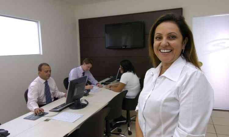 Para Cássia Ximenes, uma das diretoras da Sílvio Ximenes, acabou a era do Clube do Bolinha - Gladyston Rodrigues/EM/D.A Press