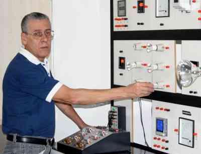 João Carlos Lima, engenheiro eletricista da Loja Elétrica - Loja Elétrica/Divulgação
