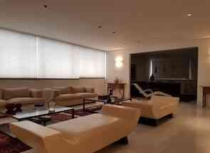 Apartamento, 4 Quartos, 3 Vagas, 2 Suites para alugar em Rua Curitiba, Lourdes, Belo Horizonte, MG valor de R$ 8.500,00 no Lugar Certo