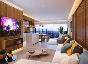 Apartamento, 3 Quartos, 2 Vagas, 3 Suites em Rua Amélia Artiaga Jardim, Setor Marista, Goiânia, GO valor de R$ 859.009,00 no Lugar Certo