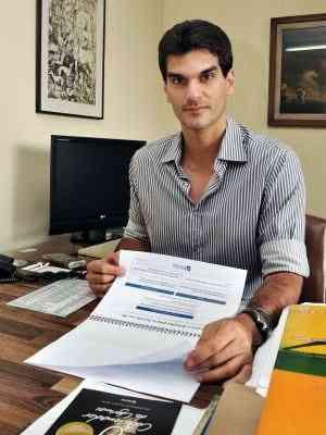 Evandro Negrão de Lima Jr., do Sinduscon-MG, acredita que novas regras devem repercutir também na venda de imóveis novos - Eduardo Rocha/EM/D.A Press