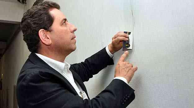 O engenheiro Clémenceau Chiabi Saliba Júnior defende perícias preventivas nas edificações - Eduardo de Almeida/RA studio