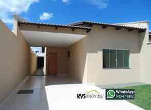 Casa, 3 Quartos, 3 Vagas, 1 Suite em Vila Alzira, Vila Alzira, Aparecida de Goiânia, GO valor de R$ 290.000,00 no Lugar Certo