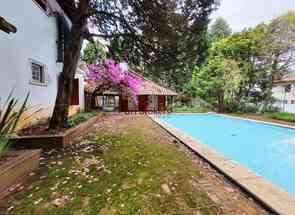 Casa, 4 Quartos, 8 Vagas, 2 Suites em Celso Porfírio Machado, Belvedere, Belo Horizonte, MG valor de R$ 5.000.000,00 no Lugar Certo