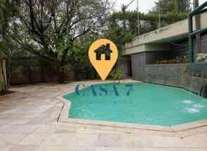 Casa, 5 Quartos, 1 Suite em Rua Sinval de Sá, Cidade Jardim, Belo Horizonte, MG valor de R$ 6.200.000,00 no Lugar Certo