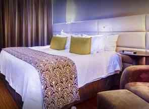 Apart Hotel, 1 Quarto, 1 Vaga em Funcionários, Belo Horizonte, MG valor de R$ 350.000,00 no Lugar Certo