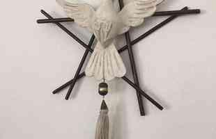Na foto, peça de decoração da Aluízio Casa