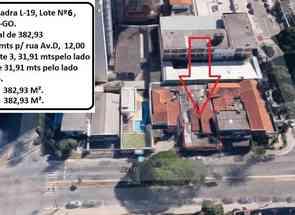 Lote em Avenida D, Setor Oeste, Goiânia, GO valor de R$ 1.200.000,00 no Lugar Certo