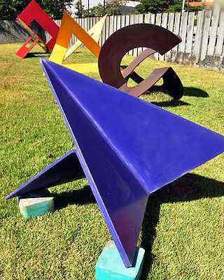 Preocupações com o transporte e a conservação das obras de arte devem ser consideradas antes de comprar esculturas - Eduardo Almeida/RA Studio