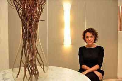 A arquiteta Estela Netto diz que opções vão desde cúpulas de tecido a cristais e metais - Eduardo Almeida/RA Studio