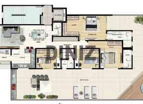 Apartamento, 4 Quartos, 4 Vagas, 4 Suites em Cidade Nova, Belo Horizonte, MG valor de R$ 1.472.695,00 no Lugar Certo