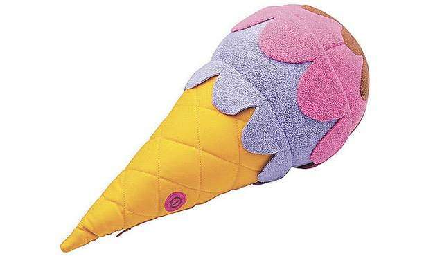 Almofada massageadora sorvete da Imaginarium (R$ 59,90) - Divulgação/Imaginarium