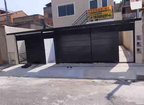 Casa, 2 Quartos, 1 Vaga em Rua Trinta e Dois, Oitis, Contagem, MG valor de R$ 225.000,00 no Lugar Certo